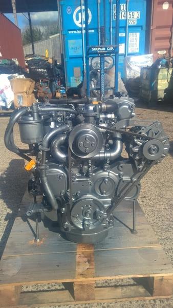 Yanmar - 3JH3E 39hp Marine Diesel Engine Package
