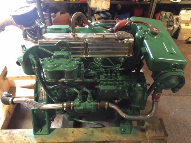 Ford Sabre - 80 - 80hp Marine Diesel Engine