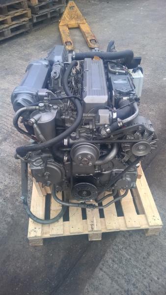 Yanmar - 4LH-DTE 170hp Marine Diesel Engine