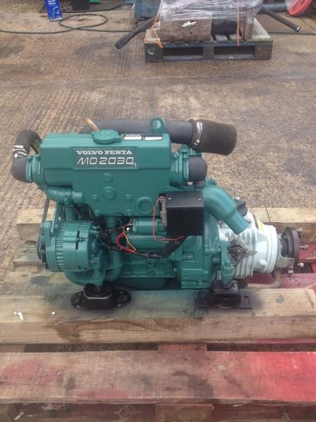 Volvo Penta - MD2030 29hp Marine Diesel Engine