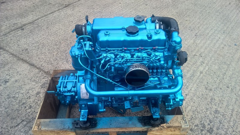 Thornycroft - T80 35hp Marine Diesel Engine Package