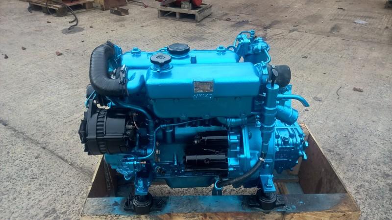 Thornycroft - T80 35hp Marine Diesel Engine Package