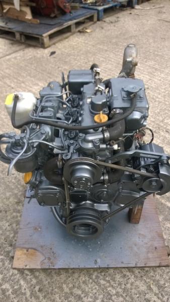 Yanmar - 3JH25 25hp Marine Diesel Engine Package