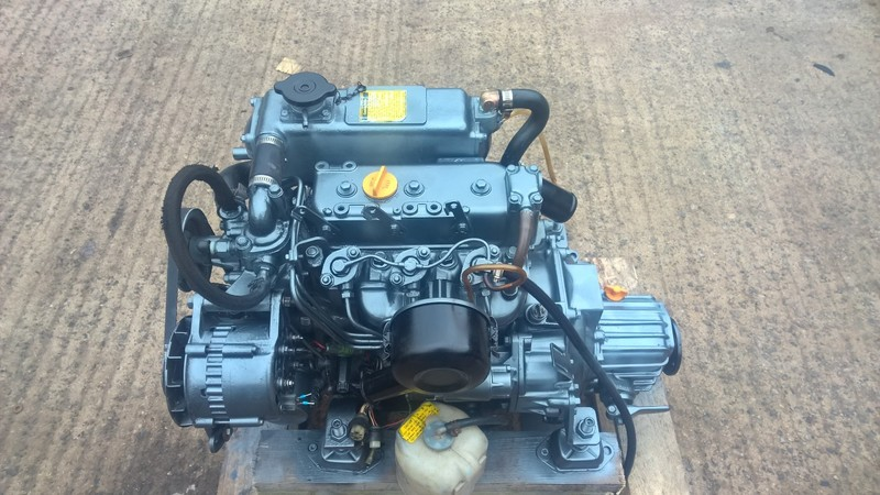 Yanmar - 3GM30F 24hp Marine Diesel Engine Package