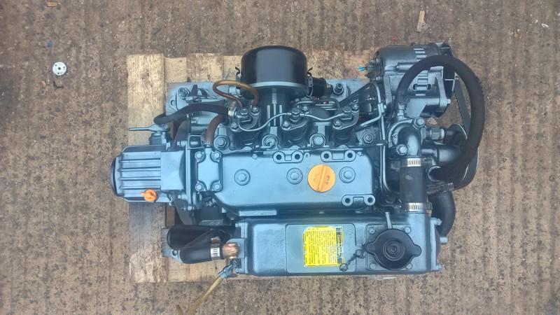 Yanmar - 3GM30F 24hp Marine Diesel Engine Package