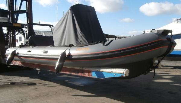 Highfield - Ocean Master 590 DL