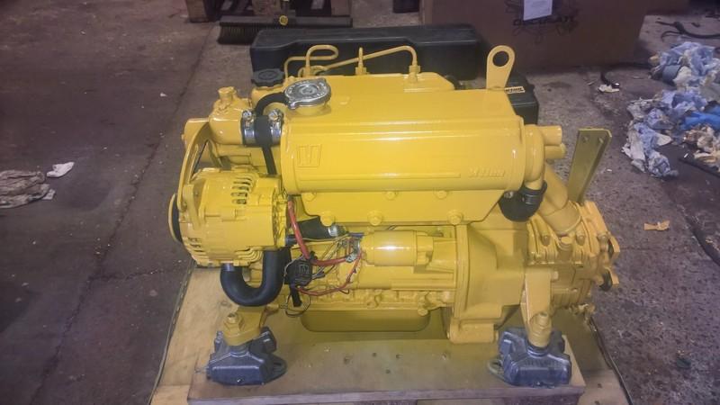 Vetus - M3.28 28hp Marine Diesel Engine Package