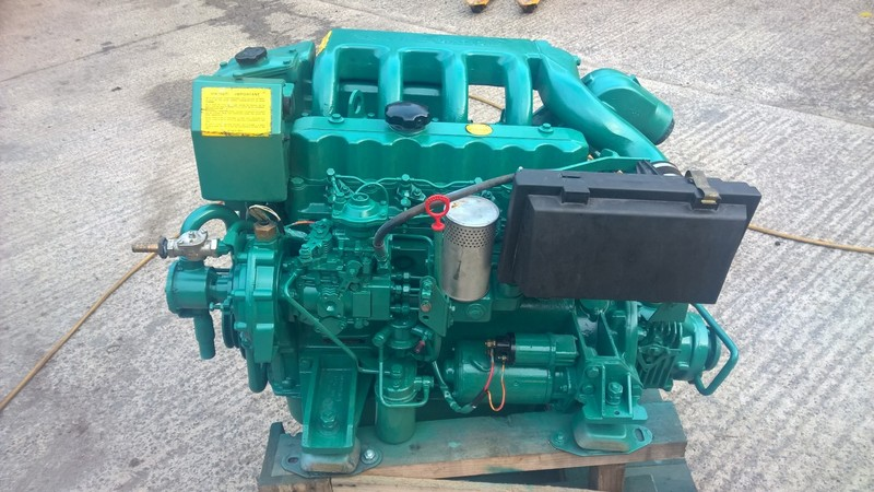 Volvo - MD30A 65hp Marine Diesel Engine Package