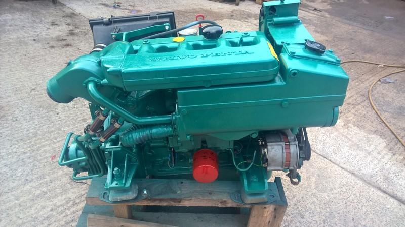 Volvo - MD30A 65hp Marine Diesel Engine Package