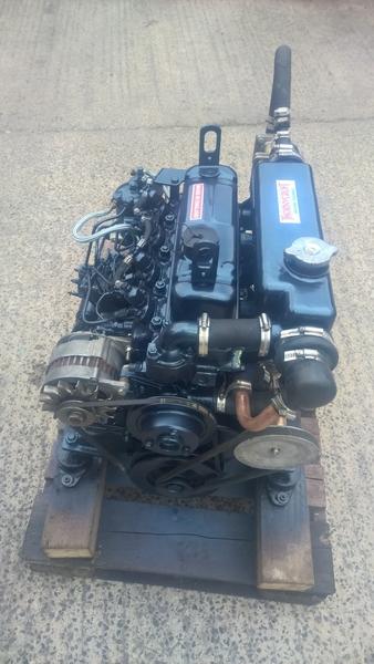 Thornycroft - T90 35hp Marine Diesel Engine Package