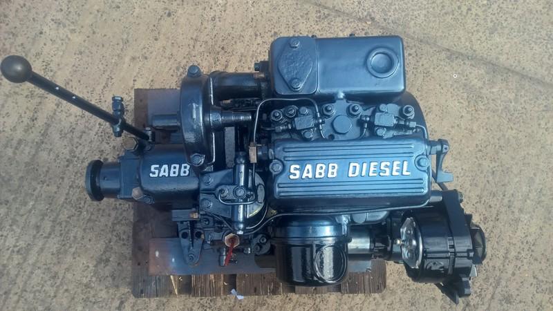 SABB - 2HG 18hp Marine Diesel Engine Package