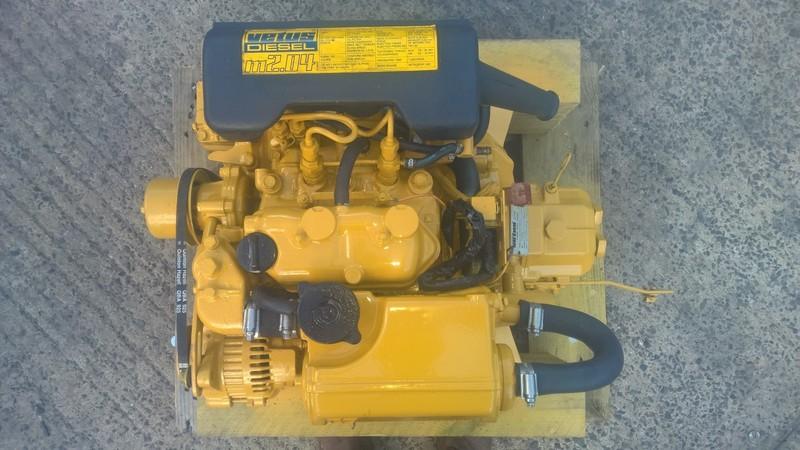 Vetus - M2.04 11hp Marine Diesel Engine Package