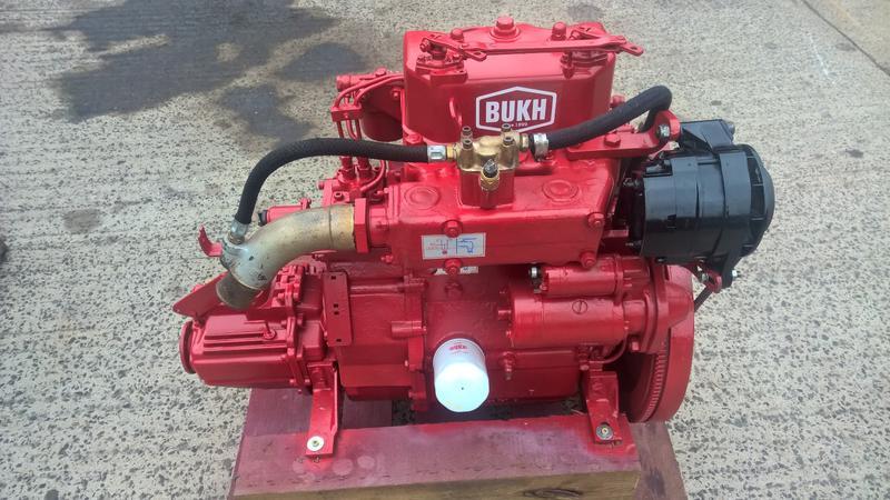 Bukh - DV 20