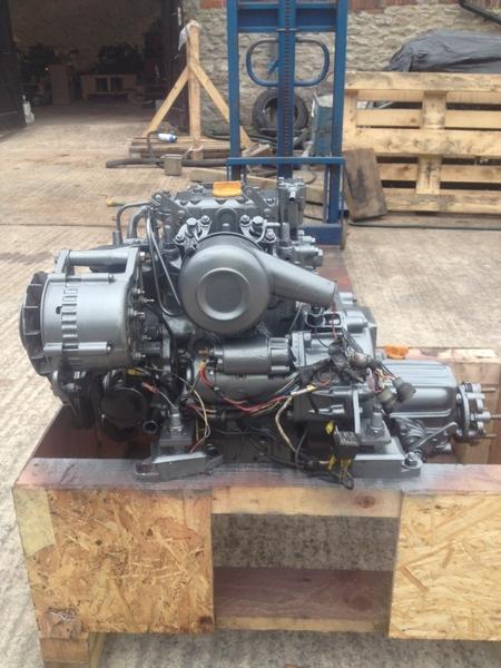 Yanmar - 2GM20