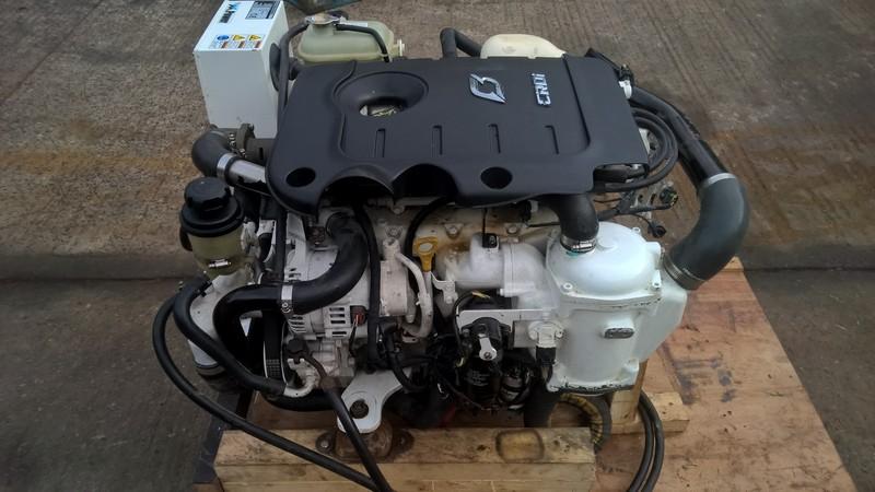 Hyundai - Seasall D170S 170hp Sterndrive Marine Diesel Engine