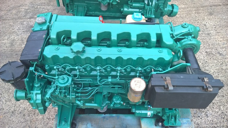 Volvo Penta - TMD40A 136hp Marine Diesel Engine Package - PAIR AVAILABLE