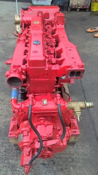 Scania - DS11 200hp Marine Diesel Engine Package