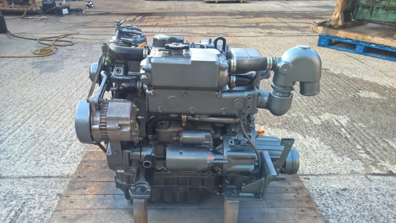 Yanmar - 3JH30a