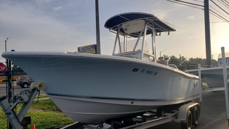 Sea Hunt - 210 Triton