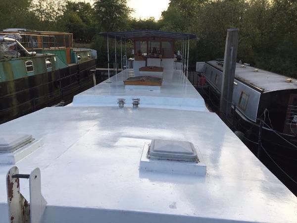 Barge - 24.85m Dutch Klipper