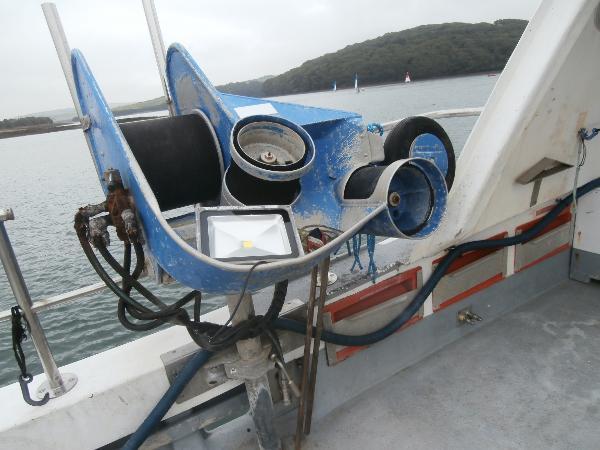 Interceptor - 42 Workboat