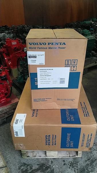 Volvo Penta - D3-140