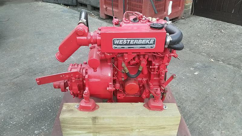 Westerbeke - 12B-Two