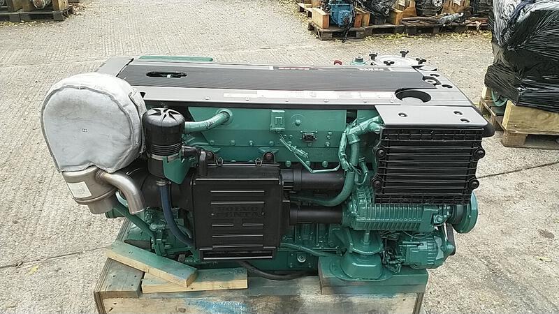 Volvo Penta - D6