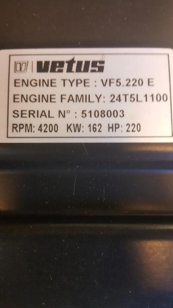 Vetus - VF5.220E