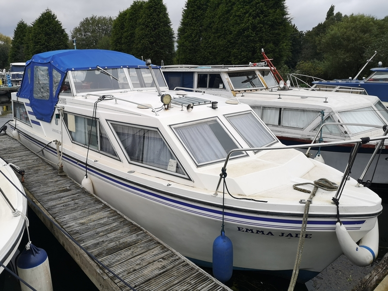 ***SOLD*** Viking - 26 Centre