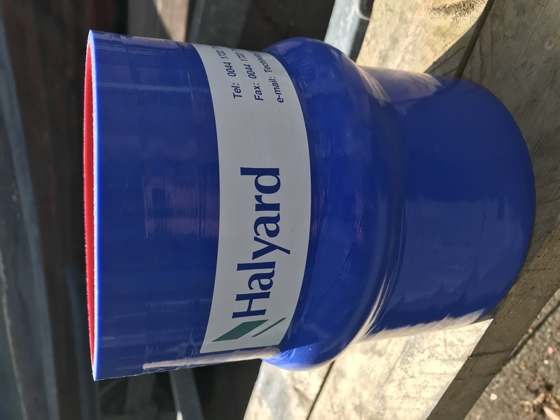 Halyard Marine - Exhaust Bellow