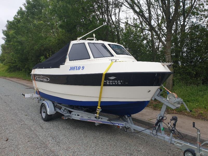 Admiral - Pro Fish 560