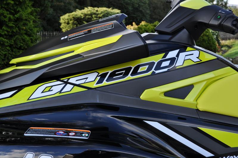 Yamaha - GP1800R HO