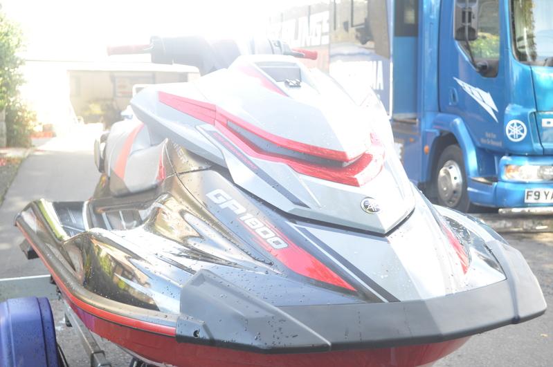Yamaha - GP1800 SVHO