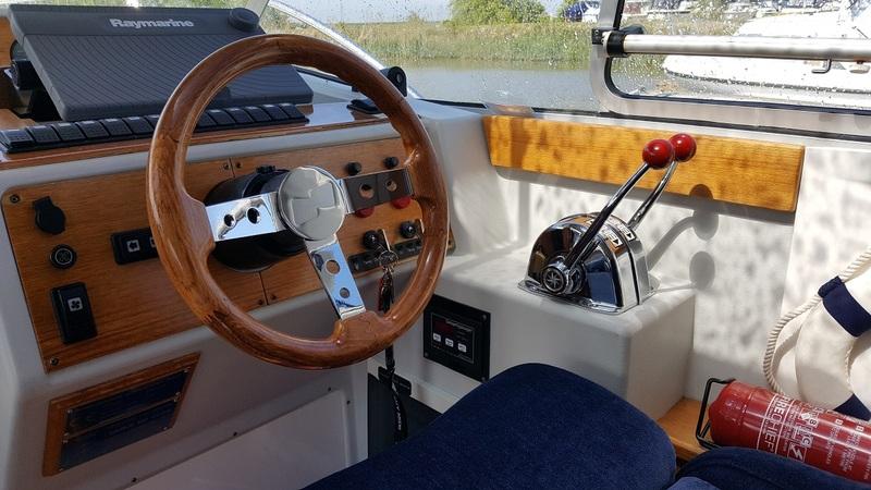 Nimbus - 345 Coupe (Lady Flora)