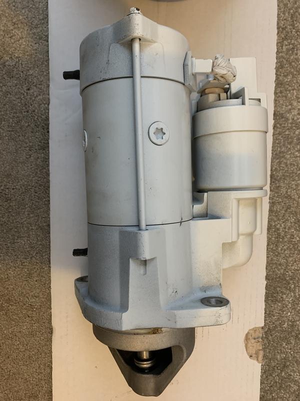 Fiat Powertrain - NEF 280 Starter Motor 12 volt