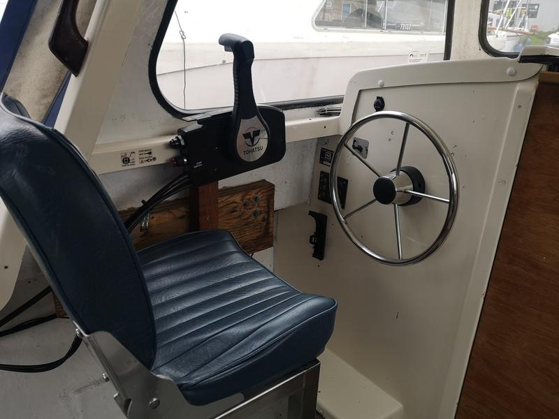 Hardy - 18 Navigator
