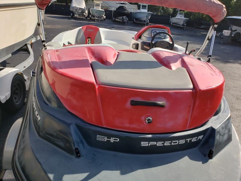 Bombardier - Sea Doo 150 Speedster