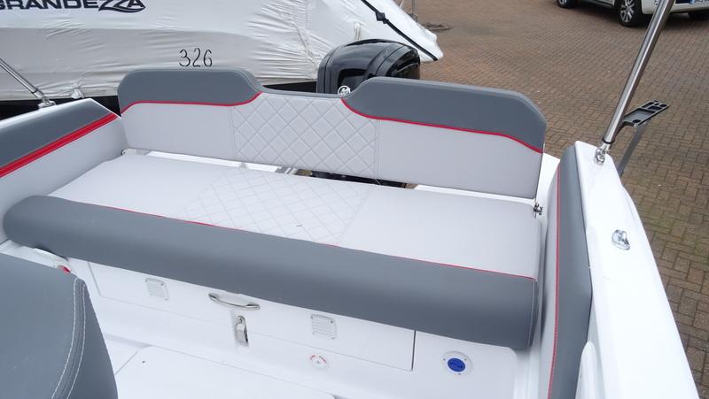Salpa - Sun Six jet set *New* with trailer