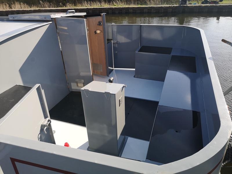 Burscough Boats - 58 x 13 Widebeam