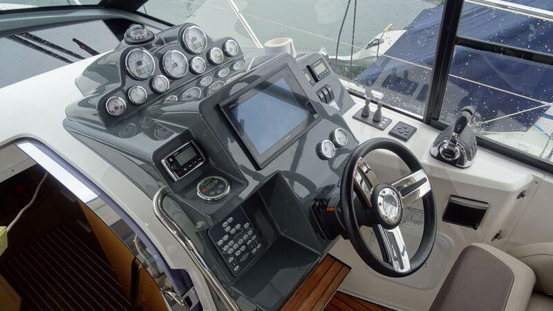Bavaria Now Sold - Sport 330 HT