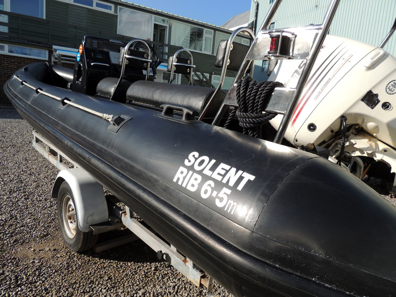 Solent RIB - 6.5m