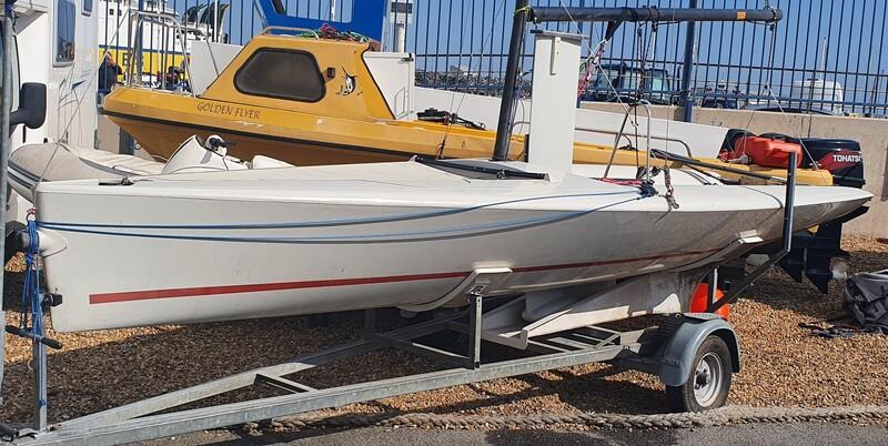 Rondor - K6 Keelboat