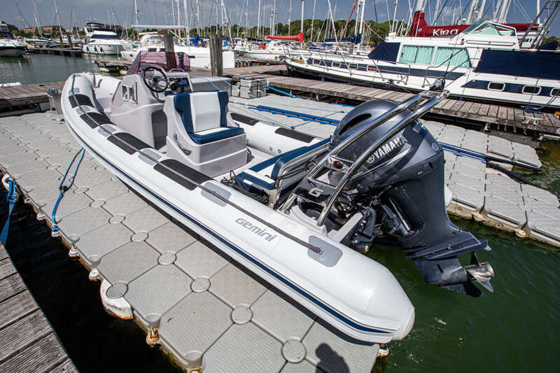 Gemini - Waverider 650 Sport