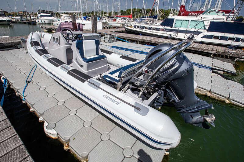 Gemini - Waverider 650 Sport