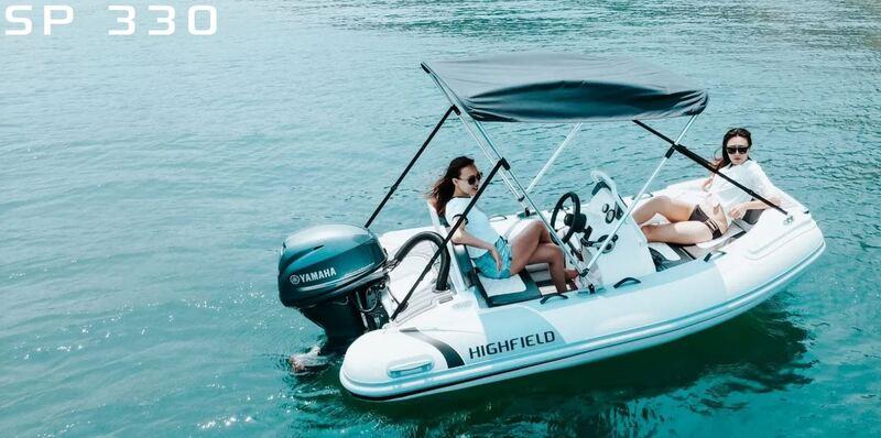 Highfield - sport 330
