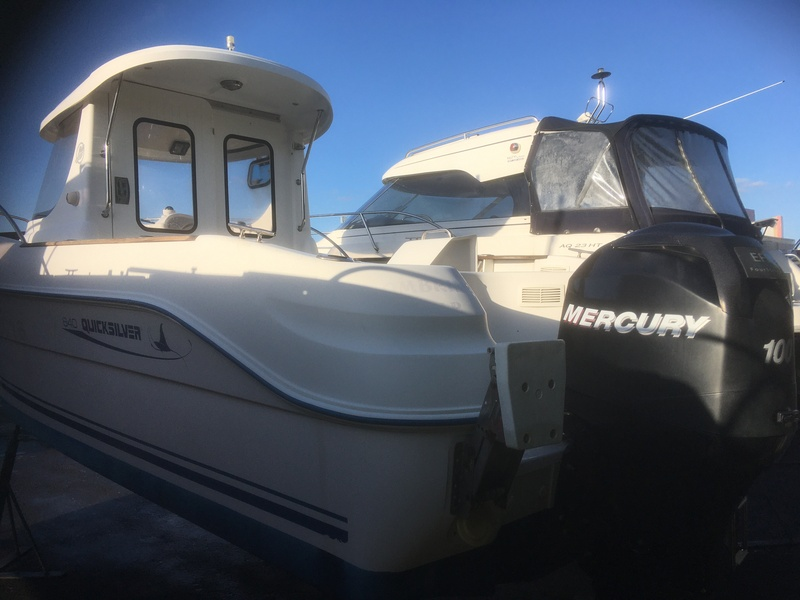 Quicksilver - 640 Pilothouse
