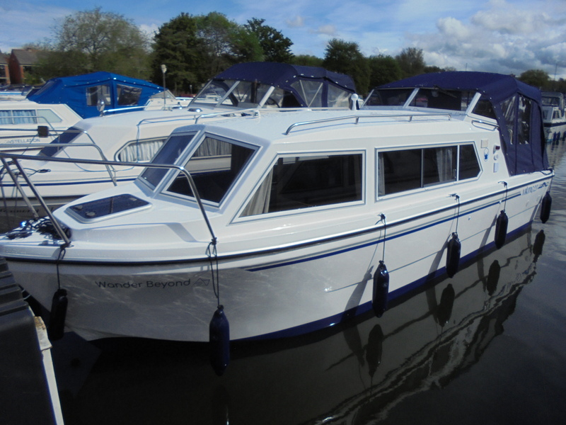 Viking - New Viking 23 HiLine Spec