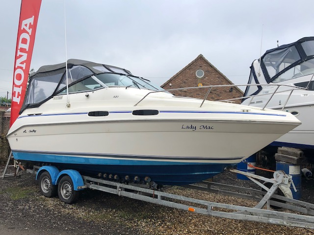 Sea Ray - 230 (Ask for a virtual Video Tour)
