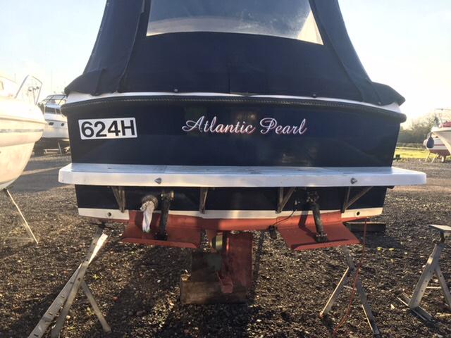 Albin - 23 ( Atlantic Pearl)